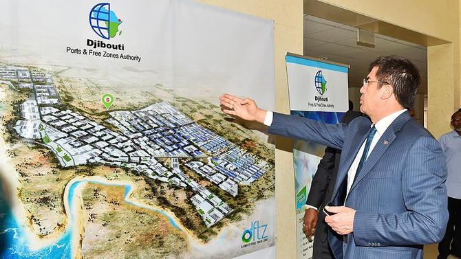 Afrika pazarının kapısı Cibuti ile aralanıyor