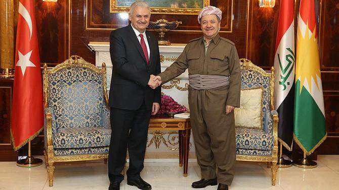 'PKK'nın Şengal'de yuvalanması asla kabul edilemez'