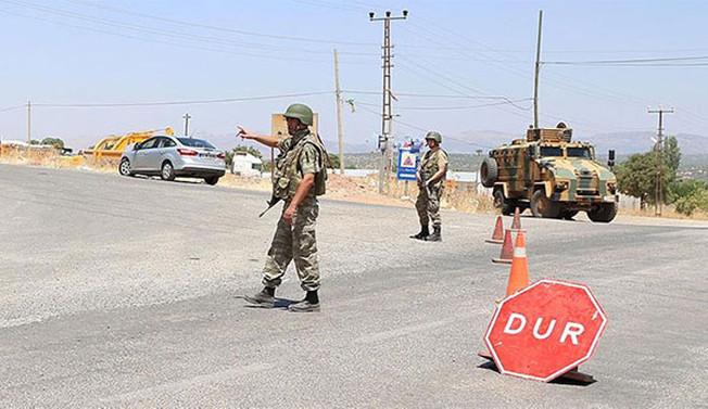 Hakkari'de 31 bölge, 'özel güvenlik bölgesi' ilan edildi