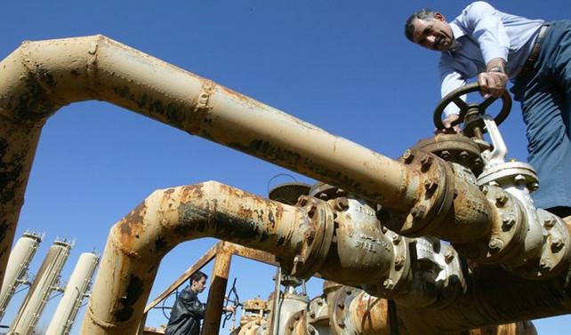 Irak'tan alternatif petrol boru hattı