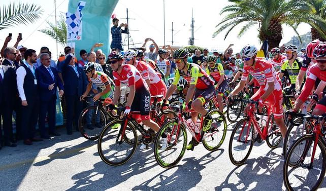 53. Cumhurbaşkanlığı Bisiklet Turu başladı