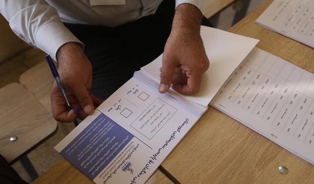 Referandum komisyonu için tutuklama kararı