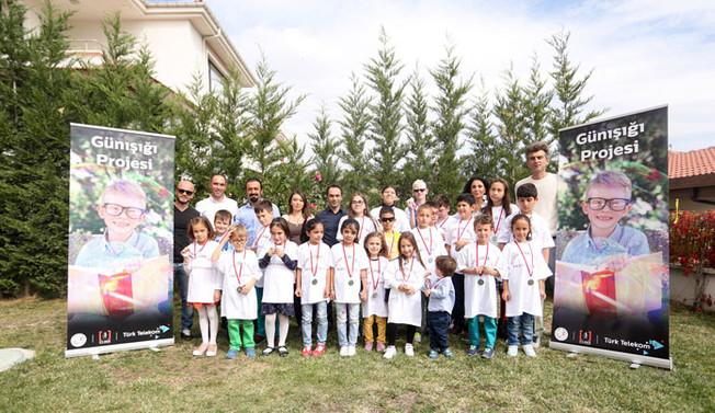 Türk Telekom'dan anlamlı etkinlik