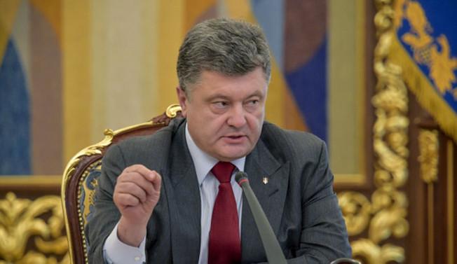 Poroşenko, Kırım'ın iadesini istedi