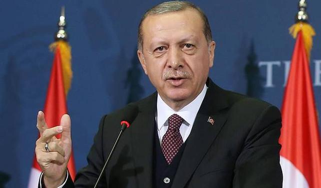 Cumhurbaşkanı Erdoğan: birlikte kuvvet var