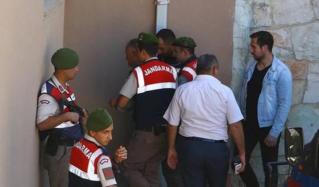 Savcıyı vuran polis memuru tutuklandı