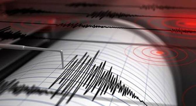 Ege'de 5 büyüklüğünde deprem