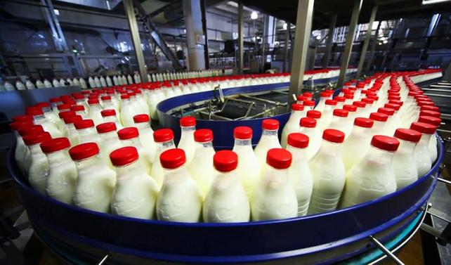 Ağustosta içme sütü üretimi yüzde 9 arttı