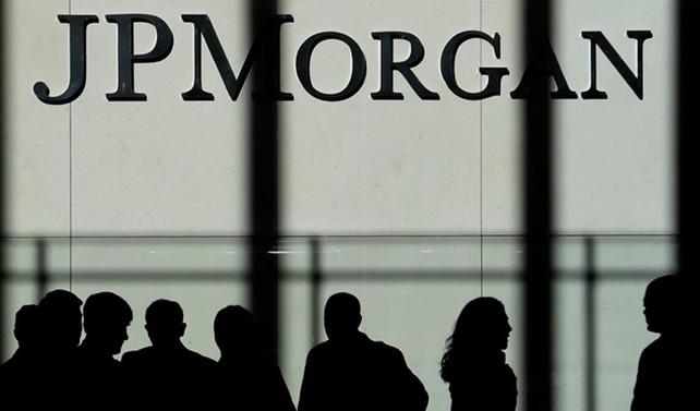 JP Morgan'ın kârı beklentilerin üzerine çıktı