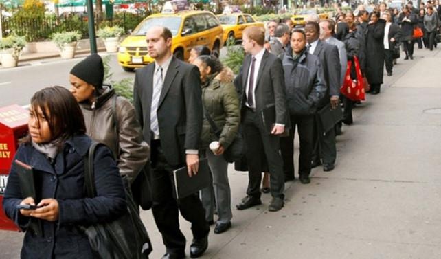 ABD'de işsizlik başvuruları beklentilerin üzerinde düştü