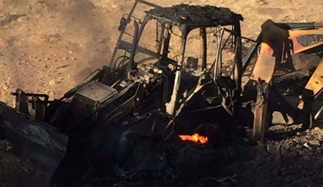 Siirt'te patlama: 1 yaralı