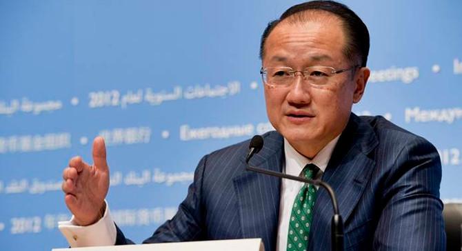 Kim: Küresel büyüme risk altında