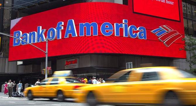 Bank of America kârını yüzde 15 artırdı