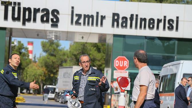 TÜPRAŞ'taki patlamada 4 tutuklu