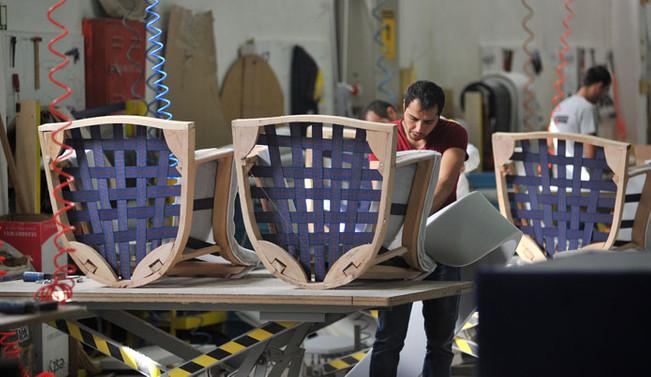 Türk mobilyası dünyada taklit ediliyor