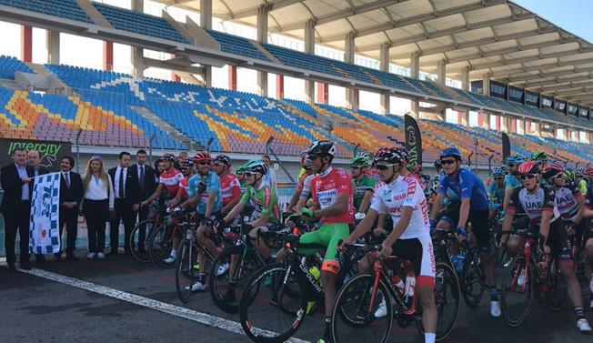 Cumhurbaşkanlığı Bisiklet Turu'nda son etap