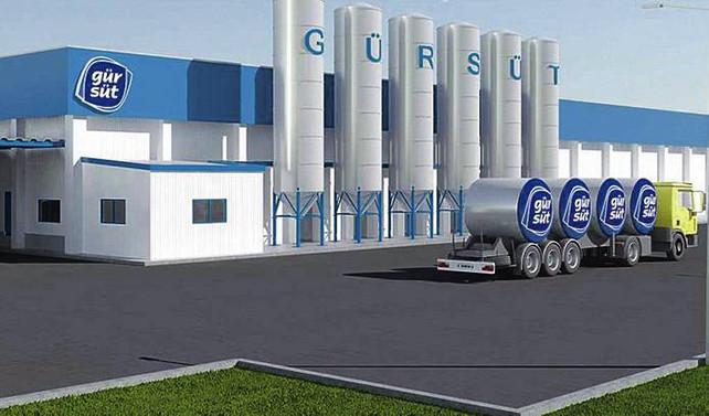 Gürsüt, 100 milyon TL'lik fabrika yatırımı yaptı