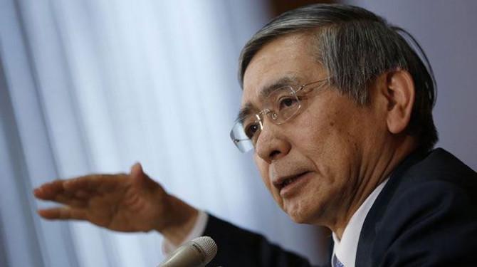 Kuroda'dan parasal teşvikin devamı sözü