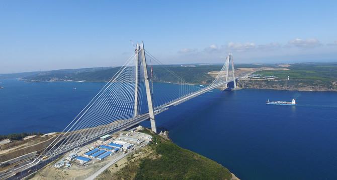 Astaldi ve IC Holding 3. Köprü'de hisse satmayı planlıyor
