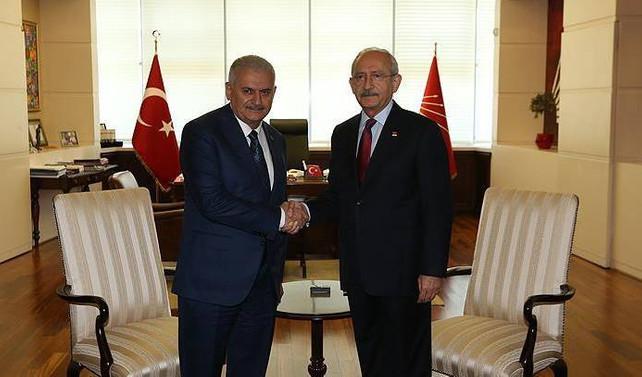 Yıldırım, Kılıçdaroğlu ile görüşecek