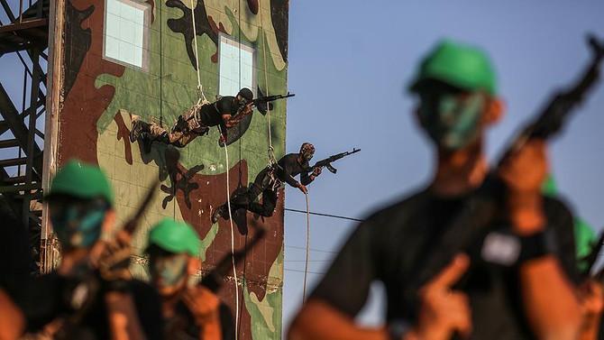 Filistin'de emniyet teşkilatı yeniden şekilleniyor