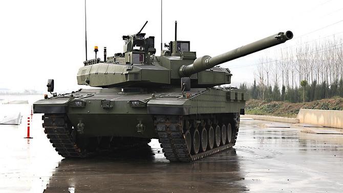 ALTAY tankı güç grubu için yeni ihale