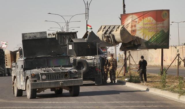 Petrol kuyuları Bağdat hükümetinde