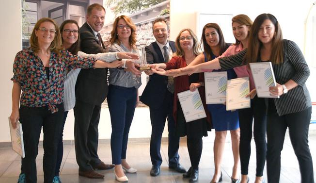 Vaillant Group Türkiye'ye 'Sürdürülebilirlik Ödülü'