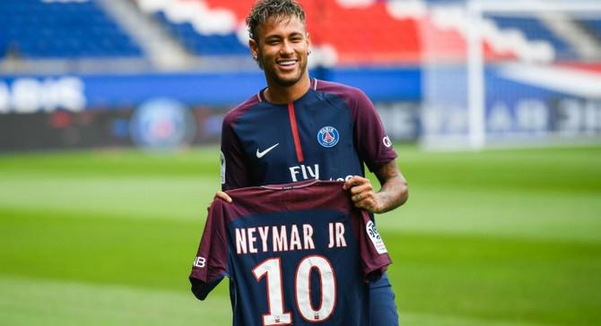 Neymar'a 3 milyon euro prim