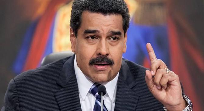 Maduro hile iddialarını reddetti