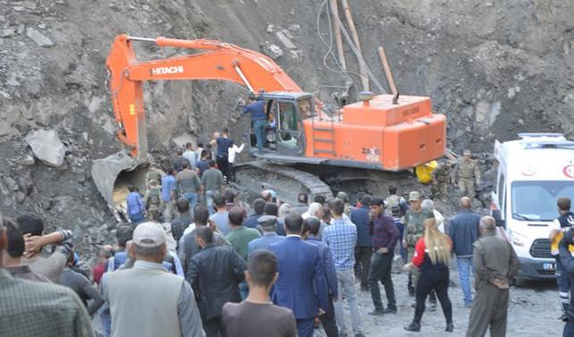 Şırnak'ta kömür ocağındaki göçük ile ilgili 3 gözaltı