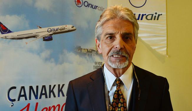 Türk havacılığı her yıl yüzde 15 büyüyor