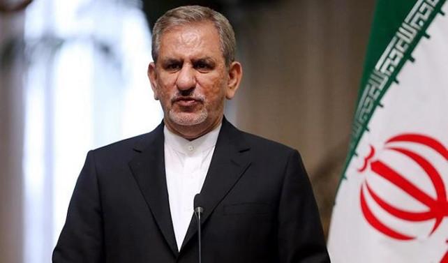 Yıldırım, İran Cumhurbaşkanı Yardımcısı ile görüşecek