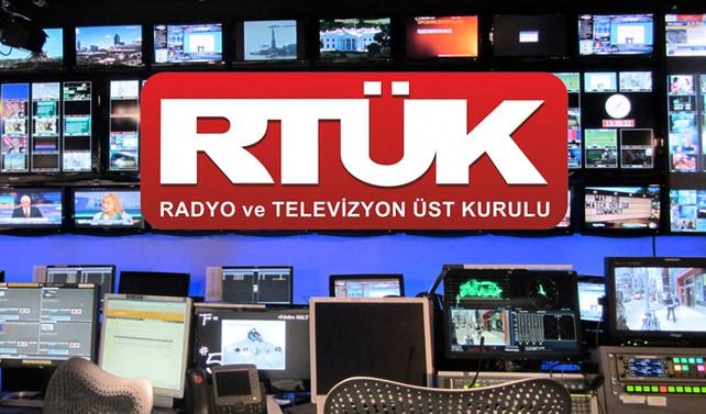 RTÜK'ten televizyonlara ceza
