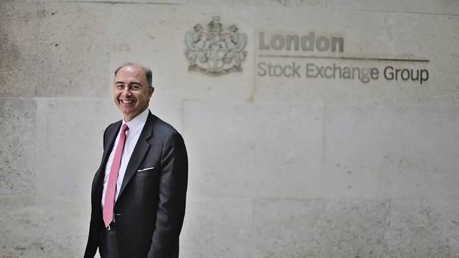 Londra Borsası'nda CEO değişiyor