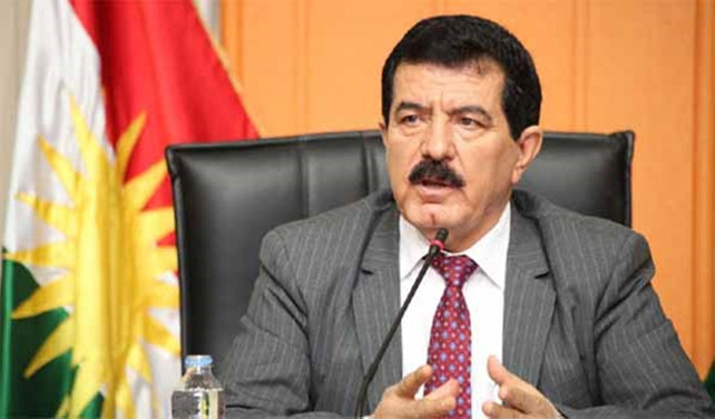 IKBY Başkan Yardımcısı Resul'e yönelik tutuklama kararı