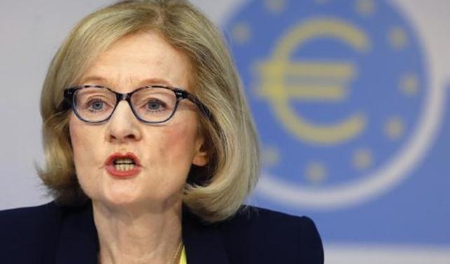 Nouy: Yunan bankalarının sermaye seviyeleri yeterli