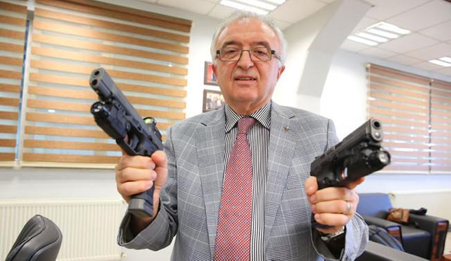 Canik, ABD'de yılın silahı seçildi