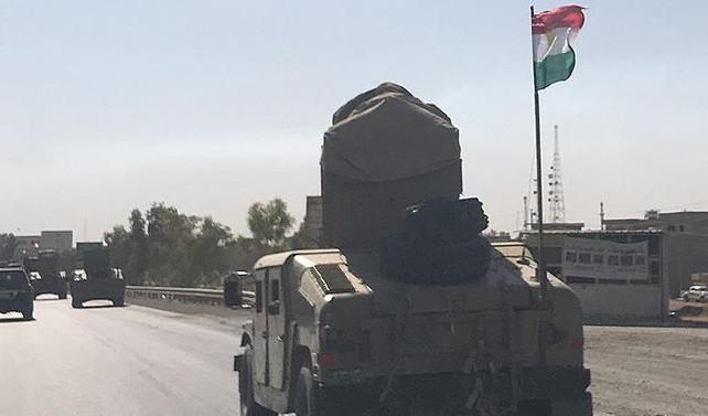 Irak ordusu iki petrol sahasını Peşmerge'den aldı