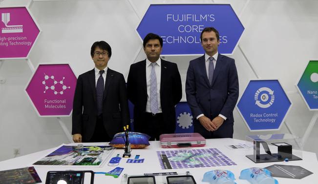 Fujifilm Türkiye'de inovasyon merkezi açtı