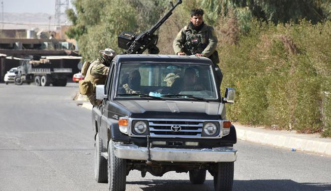 Irak güvenlik güçleri Tak Tak kasabasına yöneldi