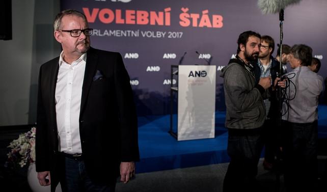 Çekya'da ANO önde