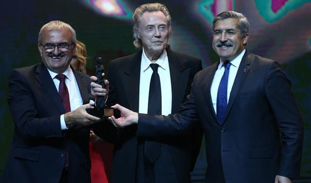 54. Uluslararası Antalya Film Festivali 'Onur ödülleri' sahiplerini buldu