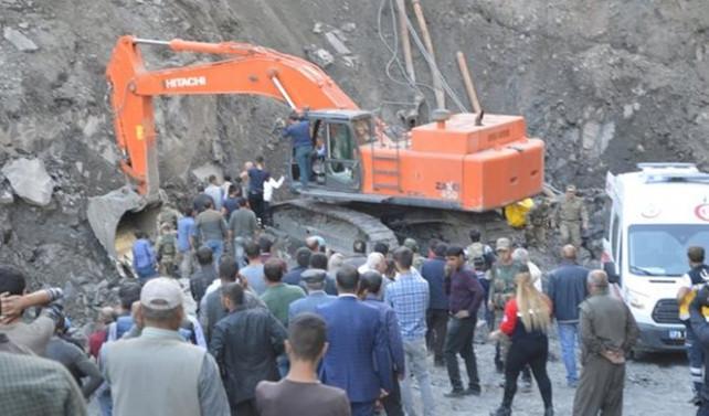 Şırnak'taki maden kazasında ölenlerin sayısı 8'e yükseldi