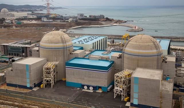 Güney Kore'de 2 nükleer reaktör inşasına onay