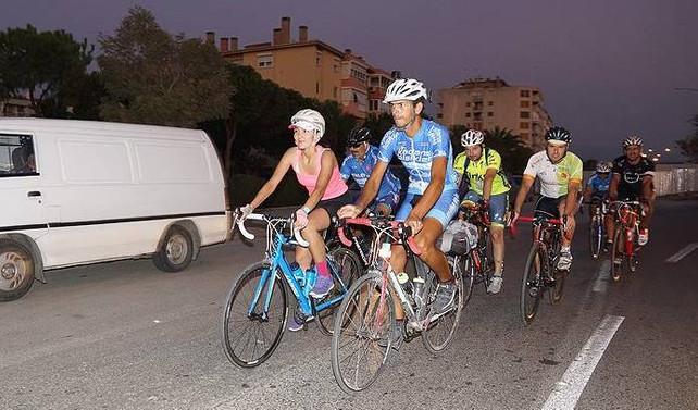 Bisikletle Türkiye'yi dolaştı