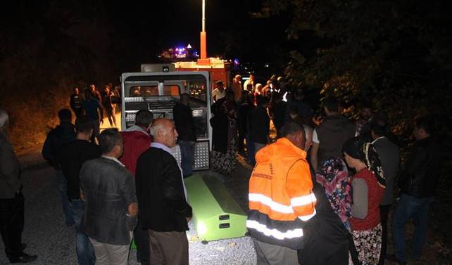 Aydın'da trafik kazası: 3 ölü, 1 yaralı