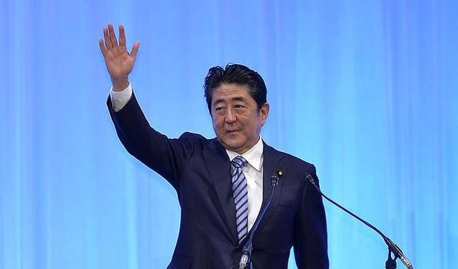 Japonya'da seçimin galibi Abe
