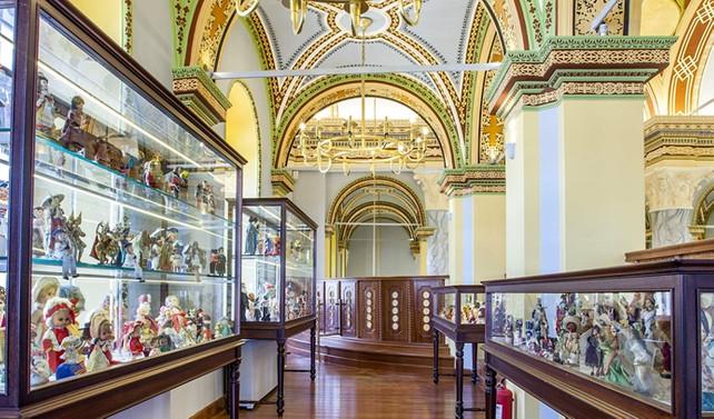 Ayvalık Rahmi M. Koç Müzesi'ne 9 ayda 100 bin ziyaretçi