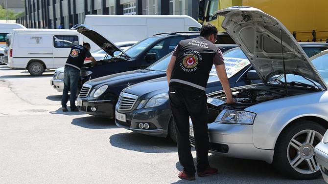 İthal araçların iadesinden 75 milyon TL